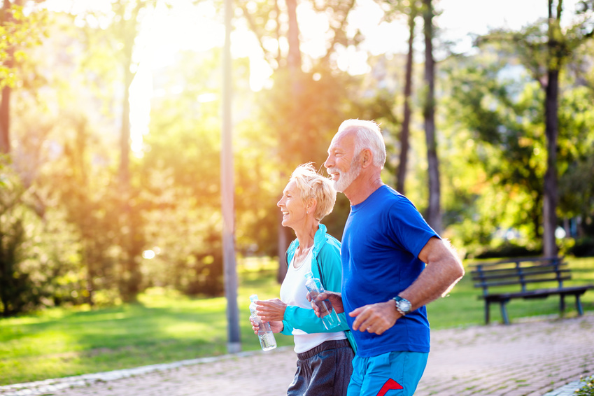 The benefits of running after 65